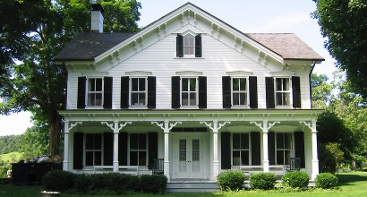 Hudson Valley Farm House