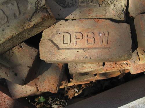 Brick Manufactured in Beacon, New York