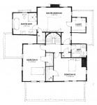 Schematic Design Second Floor