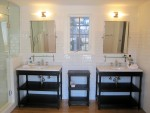 Double Washstands