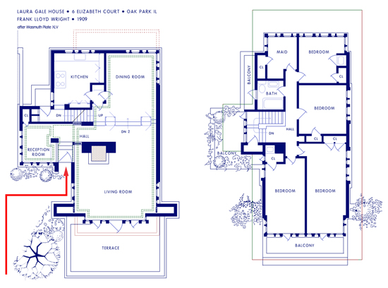 Gale House Plan